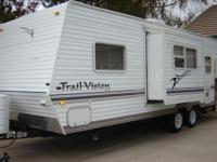 2004 TRAIL VISION BY R-VISION 26 RBS with Slide Out,