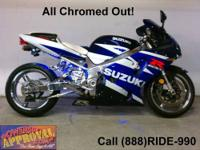 2004 Used Suzuki GSXR 1000 - For sale for only $4,999!!