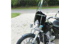 2004 Honda VLX 600-$3400 - 2500.00 Black 14,661 Miles
