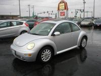 Very Clean Volkswagen Beetle! Includes toneau cover!
