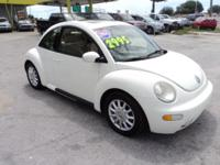 NICE LITTLE CAR. COLD A/C. LEATHER. AUTOMATIC. GREAT ON