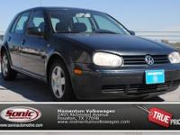 Hurry up before this car is gone! This 2004 VW GOLF has