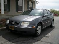 Options Included: N/AThe Volkswagen Jetta is one of the