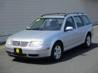 You are looking at a silver, 2004 Volkswagen Jetta