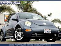 2004 Volkswagen New Beetle Coupe 2dr Car GLS Our