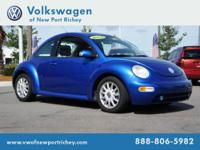 2004 VOLKSWAGEN New Beetle Coupe Coupe 2dr Cpe GLS