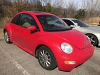 We are excited to offer this 2004 Volkswagen New Beetle