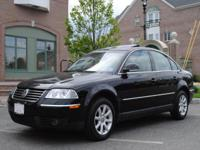Options Included: Passat W8 SedanVISIT OUR WEBSITE TO