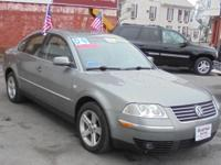 ***JUST GOT THIS AWESOME 2004 VOLKSWAGEN PASSAT GLX V6