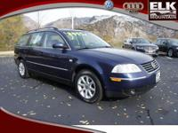 2004 Volkswagen Passat Wagon Station Wagon GLS Our