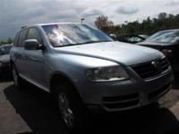 2004 VOLKSWAGEN Touareg Air Conditioning, Cruise