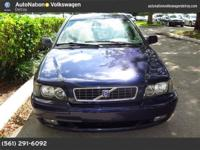 2004 Volvo S40 Our Location is: AutoNation Volkswagen