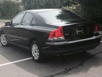 2004 Volvo, Black, 115000 mi, Excellent condition. One