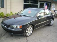 07' Volvo S60 T5 AWD! WOW! NICE CAR! Auto, Leather,