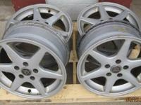 VOLVO XC90 03-09 16x7, alloy. These are aftermarket 6