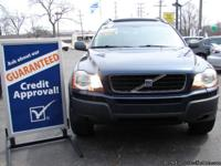 2004 volvo xc90, all wheel drive, 2.9l v6 turbocharged