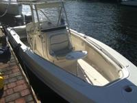 Boat Type: Power What Type: Center Console Year: 2004