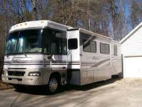 Description Make: Winnebago Mileage: 13,500 miles Year: