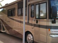 2004 Winnebago Journey 39W Class A. This is a great