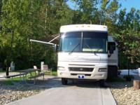 Beautiful 35 ft. class a motorhome,with all the