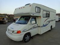 2004 VOLKSWAGEN WINNEBAGO VISTA MOTORHOME Recreational
