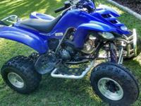 Yamaha 660 Raptor 2004 ADULT OWNED NEVER BEEN IN MUD