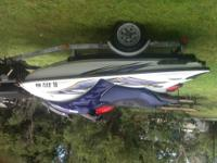 I have for sale a 2004 Yamaha GP 1300r jet ski with