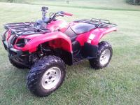 2004 Yamaha Grizzly 660 with only 1152 miles. Very nice