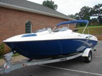 2004 YAMAHA LX 210 JET BOAT. IT IS 21 FEET IN LENGTH