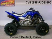 2004 Yamaha Raptor 350 for sale - Only $2,699!!