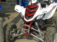 2004 Yamaha Raptor 660R - 4495.00 YES - WE HAVE