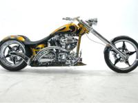 2004 Yamaha Road Star Warrior BMS CHOPPERS ONE OF A