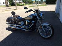 Costing a close friend a 2004 Yamaha Road Star