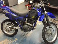 I am selling my ttr-250 dual sport bike. Very low