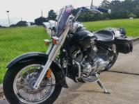 2004 V star 650 classic motorcycle well maintained, in