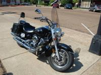2004 Yamaha V Star Classic 1100. Very good condition.