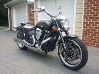 2004 Yamaha RS Warrior 1700cc. Price negotiable within