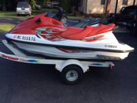 2 2004 yamaha wave runners 3 seaters 1200 xlt in great