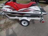 2004 YAMAHA 80 H.P. WAVERUNNER JET SKI MODEL GP800R 10