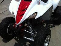 2004 YAMAHA YFM350S RAPTOR... CLEAN TITLE, MANUAL 6
