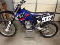 2004 Yamaha YZ250Clean condition, strong running 2