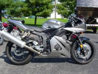 2004 Yamaha YZF-R6 $4,995 1840 miles If you never let