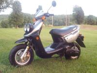 We have a beautiful Silver Yamaha Zuma 50cc for sale.