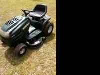 i have a 2004 yardmachine riding lawn mower new body