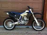 2004 YZ 450 F dirt bike. This is one of the most