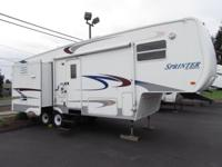 * 2004 29' KEYSTONE SPRINTER MODEL M-282 RLS * WEIGHT