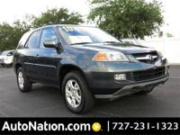 2004 Acura MDX Our Location is: Autoway Ford - St.