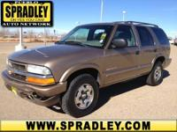 2004 Chevrolet Blazer Sport Utility LS Our Location is: