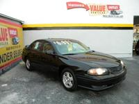 Options Included: Safety Certified Chevy Impala With