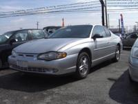 Options Included: 2004 CHEVROLET MONTE CARLO LSThis